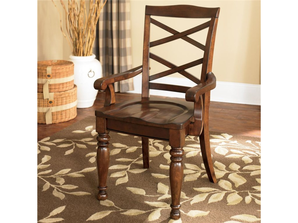 Ashley Furniture PorterArm Chair