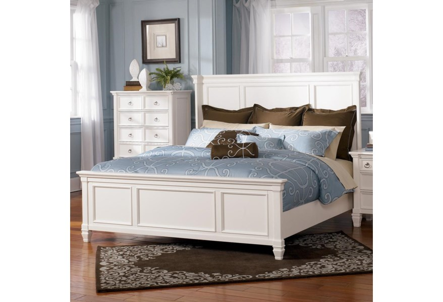 Millennium Pice King Size Panel Bed