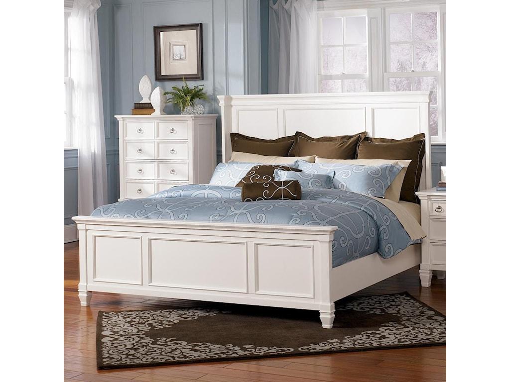 Millennium PrenticeQueen Size Panel Bed