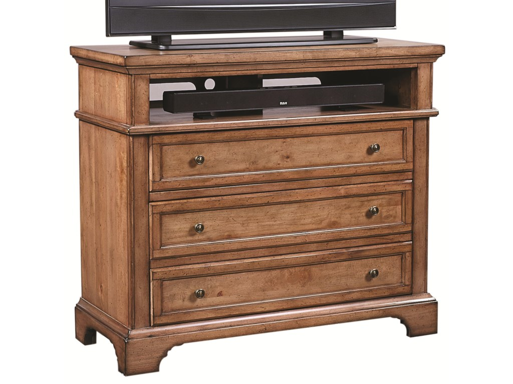 Aspenhome Alder CreekLiv360 Entertainment Chest