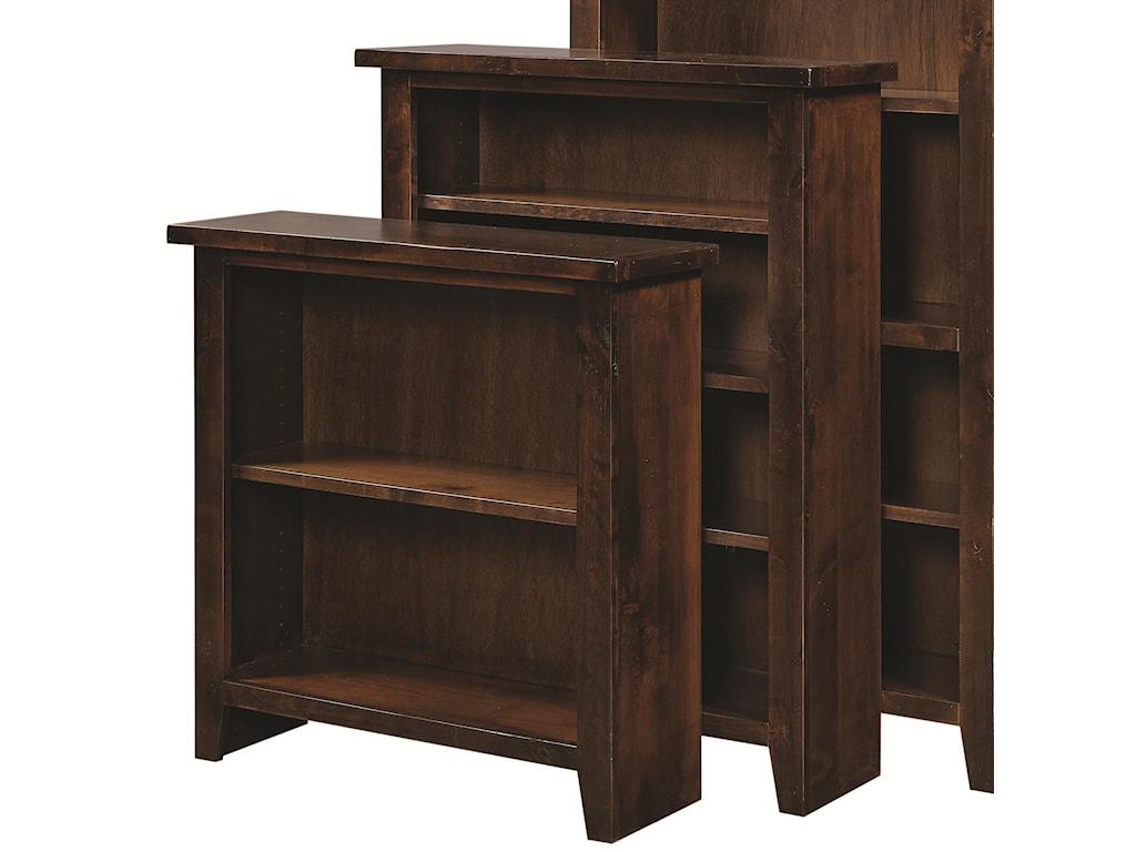 Aspenhome (Clackamas Store Only) Alder GroveBookcase 48