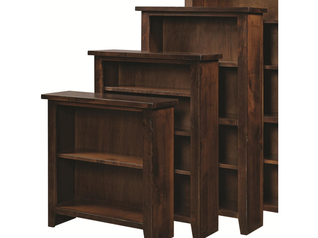 Featured Bookcase is Third from Front