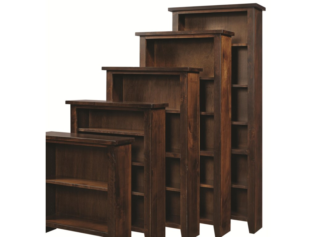 Featured Bookcase at Back of Image