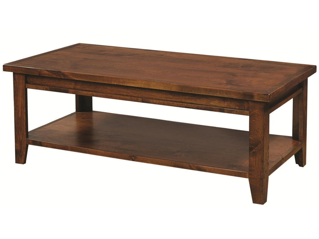 Aspenhome Alder GroveCocktail Table