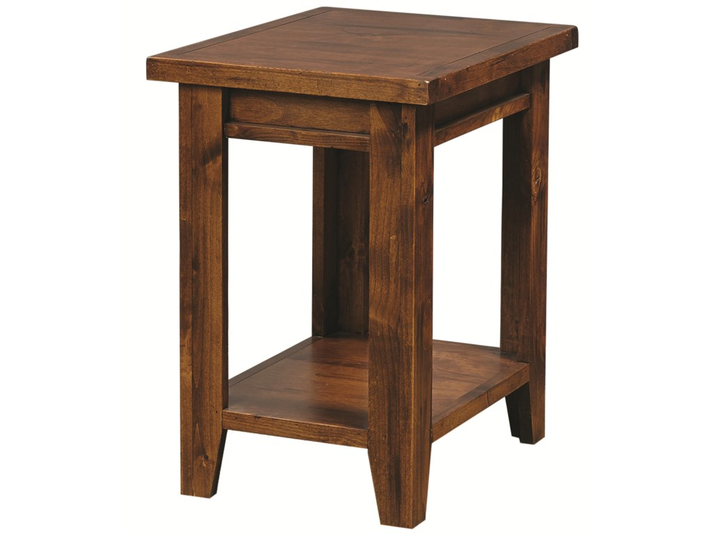 Aspenhome Alder GroveChairside Table
