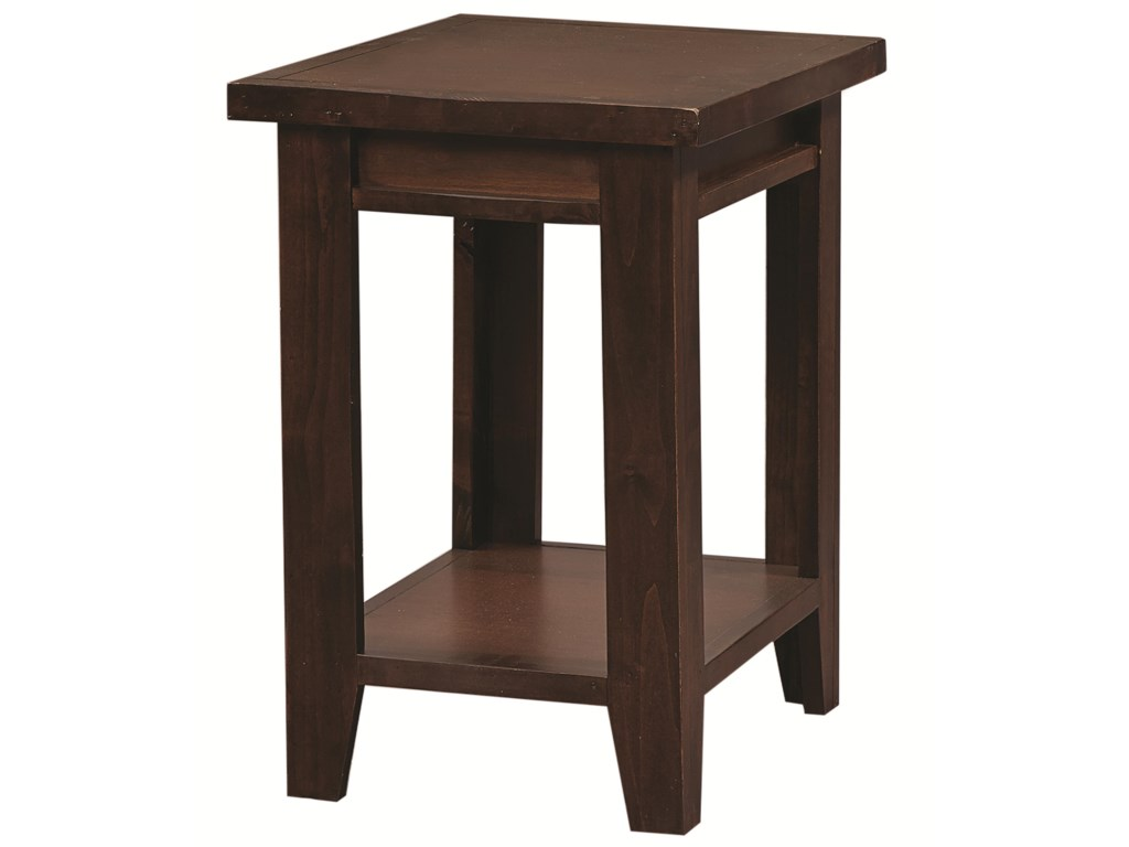 Hills of Aspen Alder GroveChairside Table