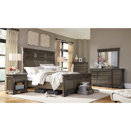 Aspenhome Arcadia Queen Bedroom Group