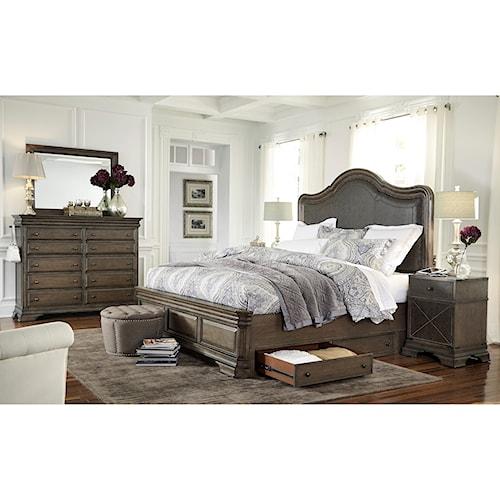 Aspenhome Arcadia King Bedroom Group