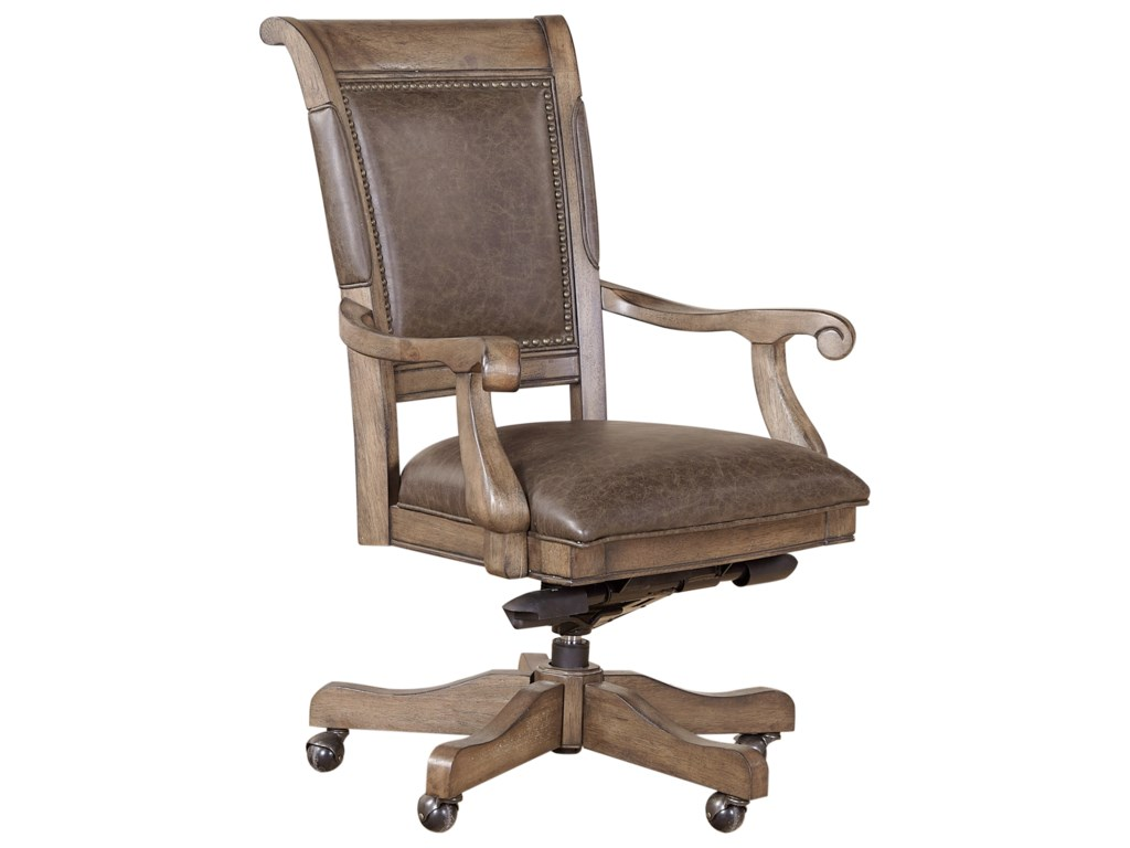 Aspenhome ArcadiaOffice Arm Chair