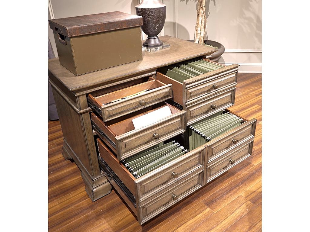 Aspenhome ArcadiaCombo File Cabinet