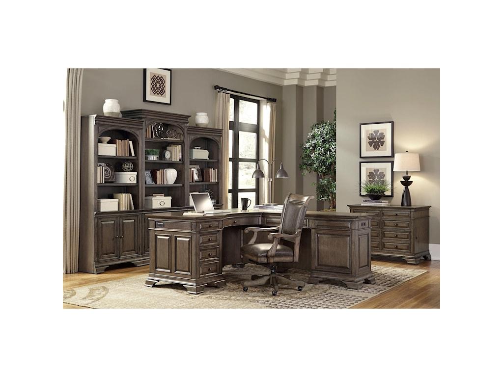 Highland Court ArcadiaCombo File Cabinet