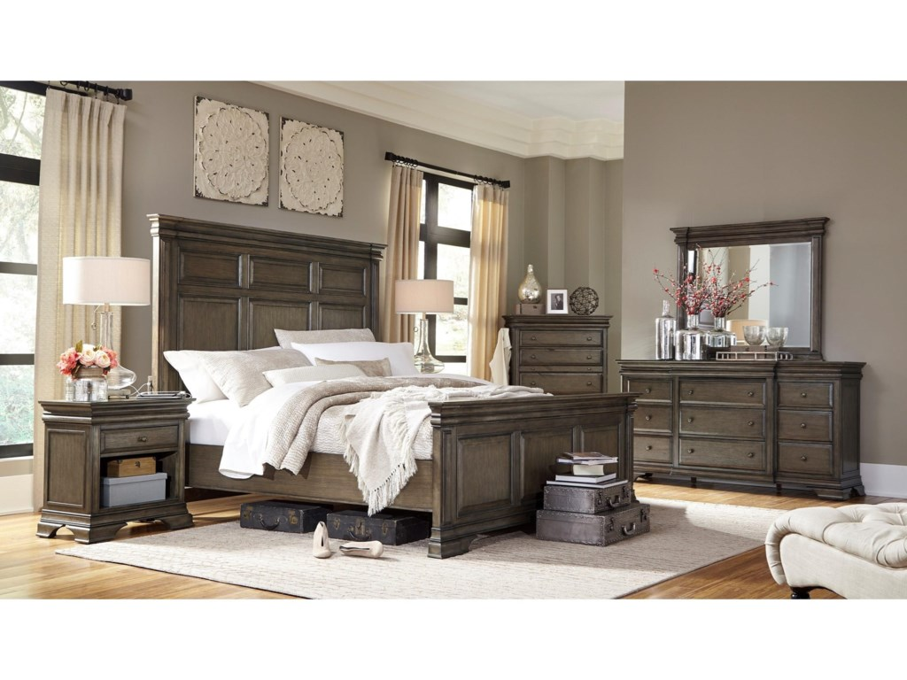 Aspenhome Arcadia1 Drawer Night Stand