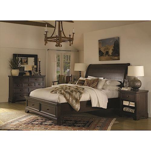 Aspenhome Bayfield California King Bedroom Group