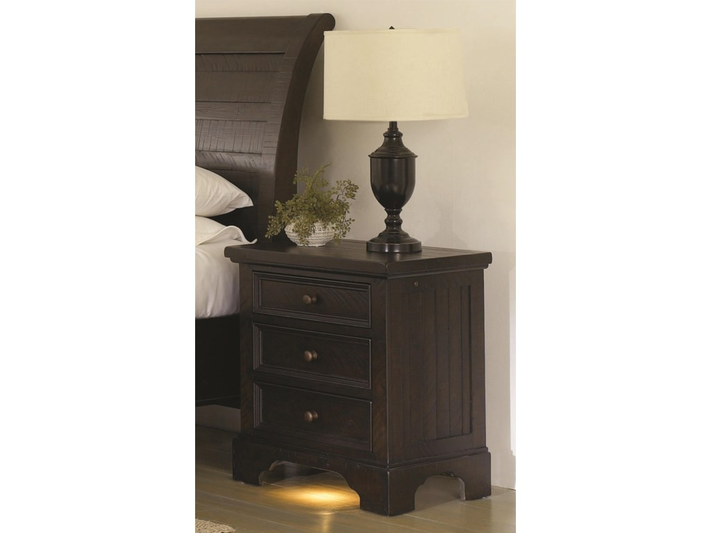 Shown with Touch Nightlight On