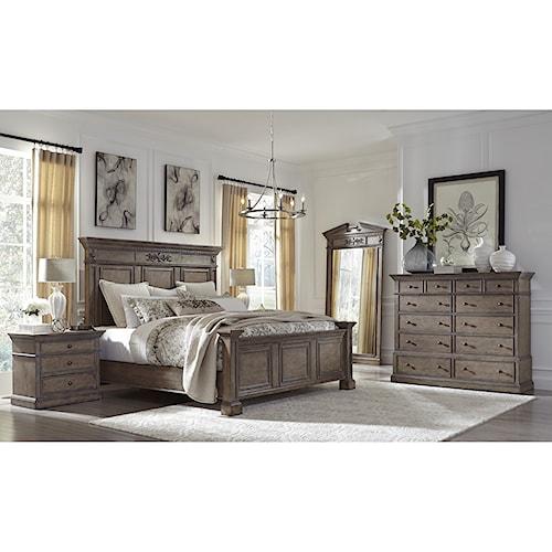 Aspenhome Belle Maison Queen Bedroom Group