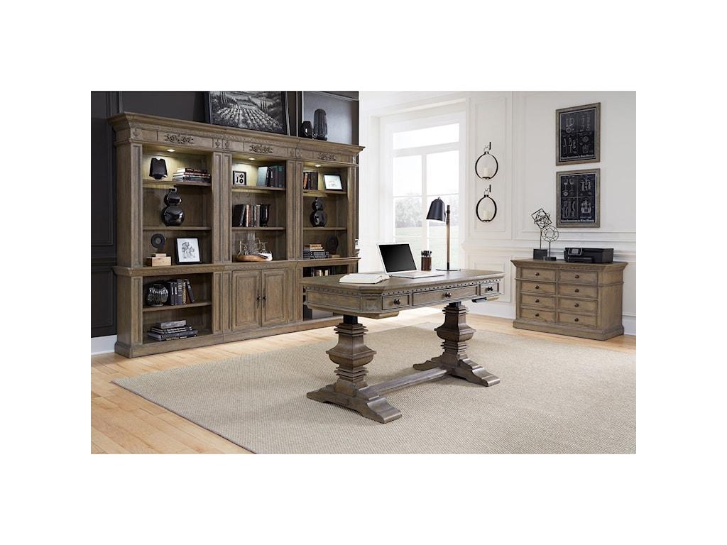 Aspenhome Belle MaisonBookcase Combination