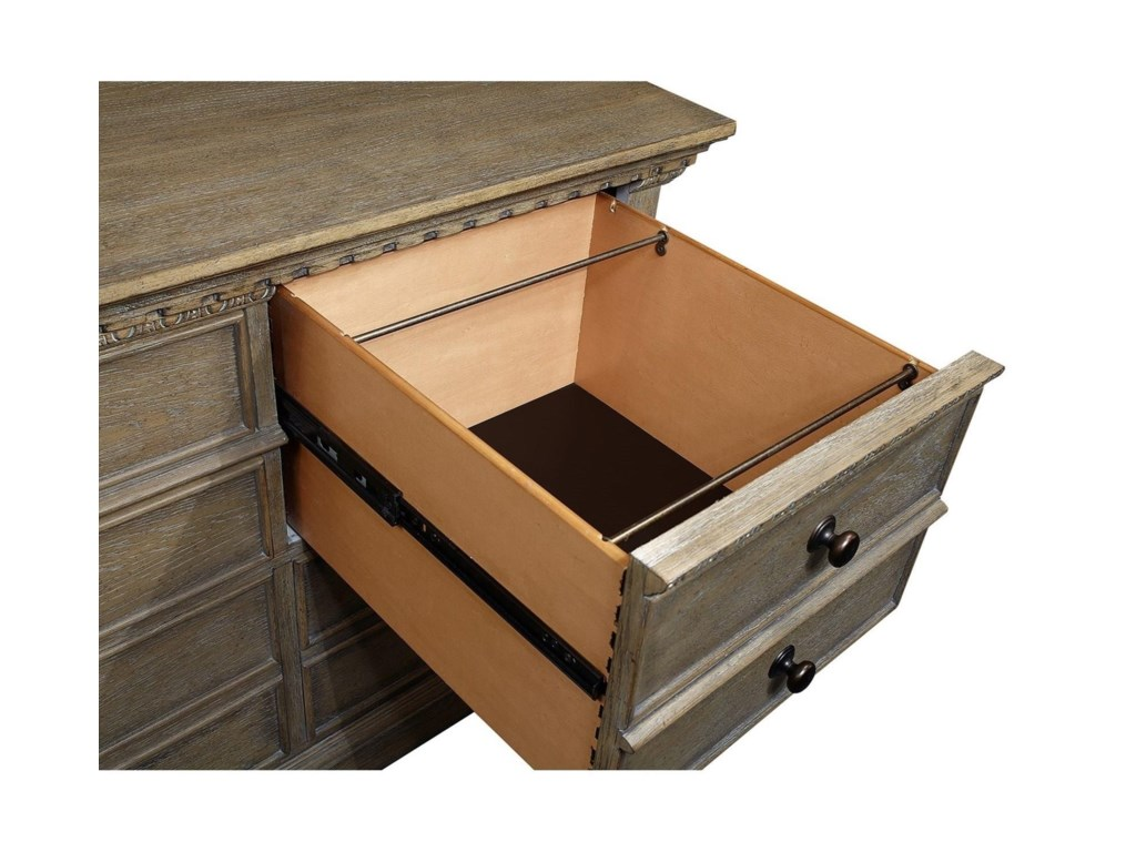 Aspenhome Belle MaisonFile Cabinet
