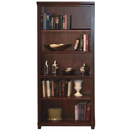 74-Inch Standard Bookcase