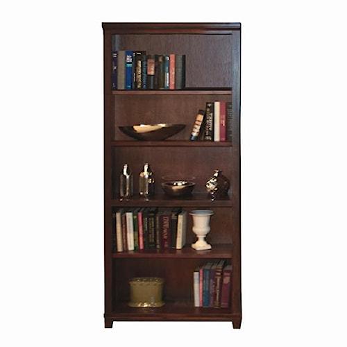 Aspenhome Cambridge 74-Inch Standard Bookcase