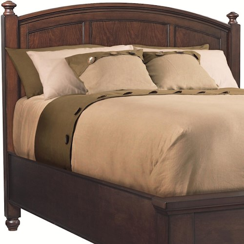 Aspenhome Cambridge King/Cal King Panel Headboard