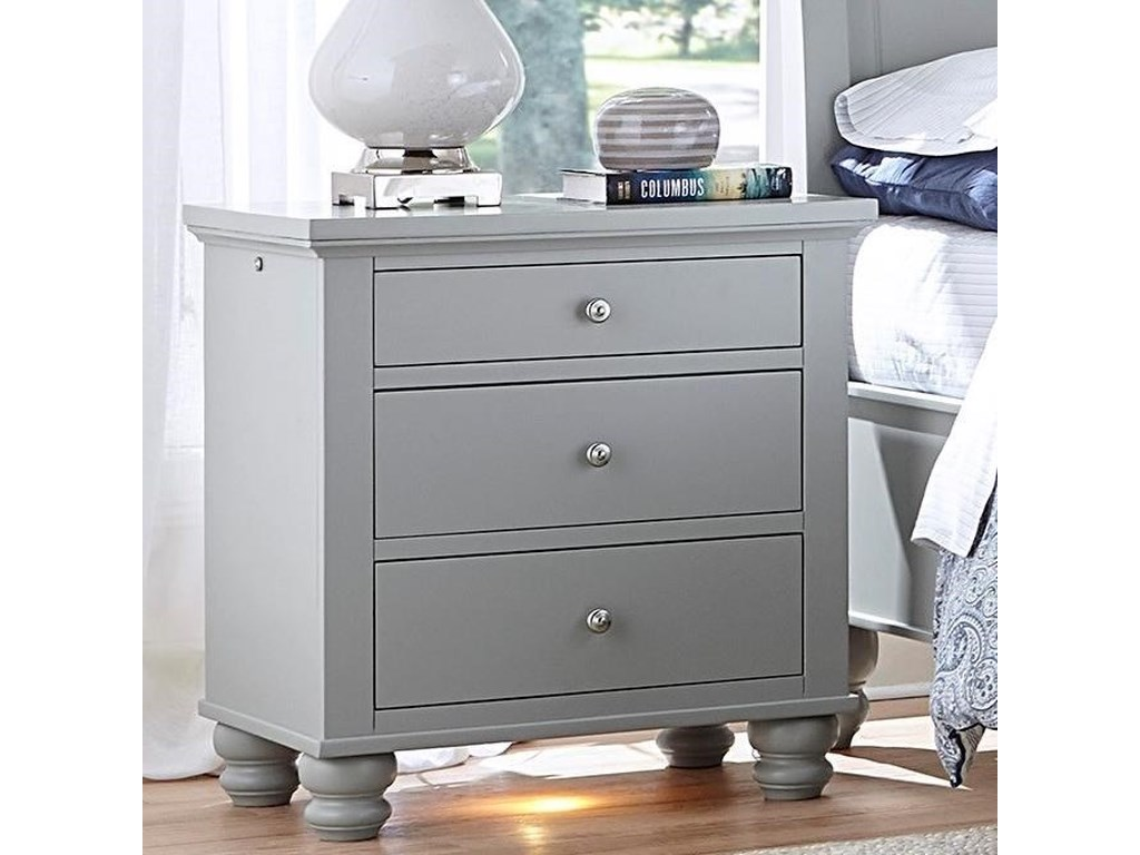 Highland Court CambridgeLiv360 Night Stand