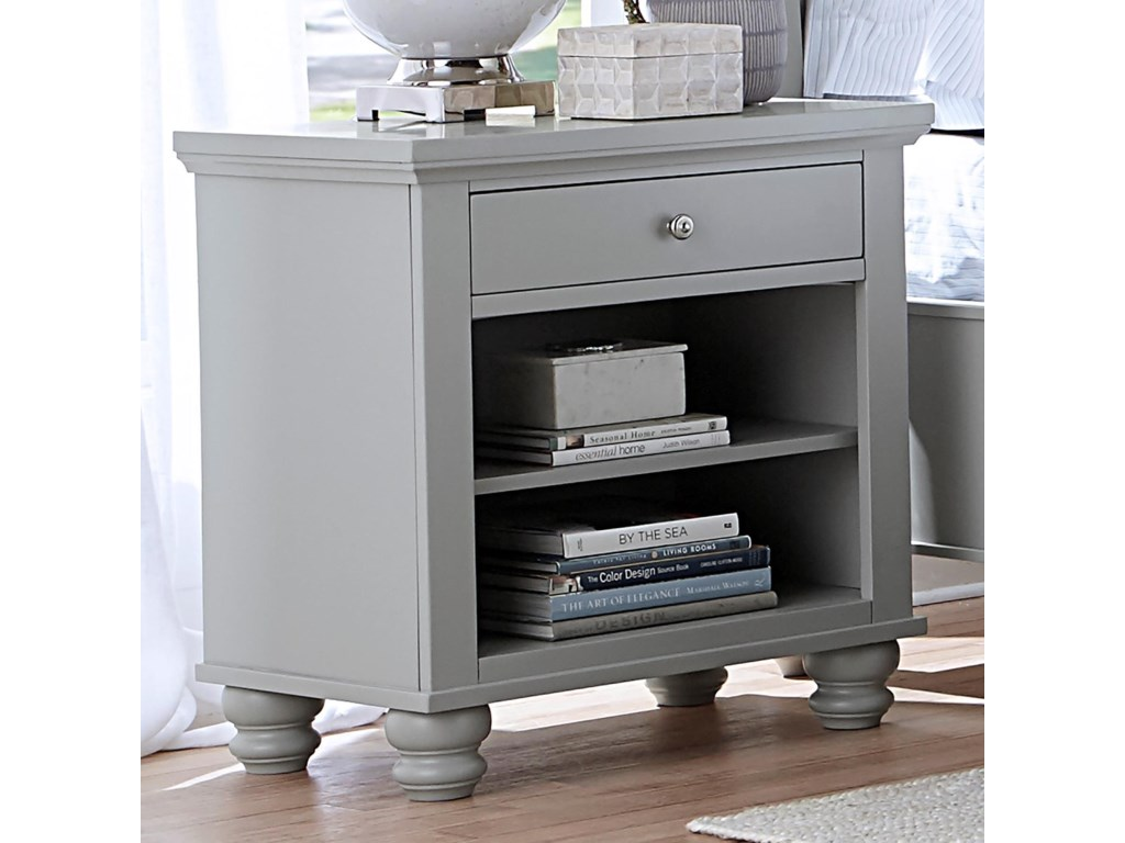 Aspenhome CambridgeOne Drawer Night Stand
