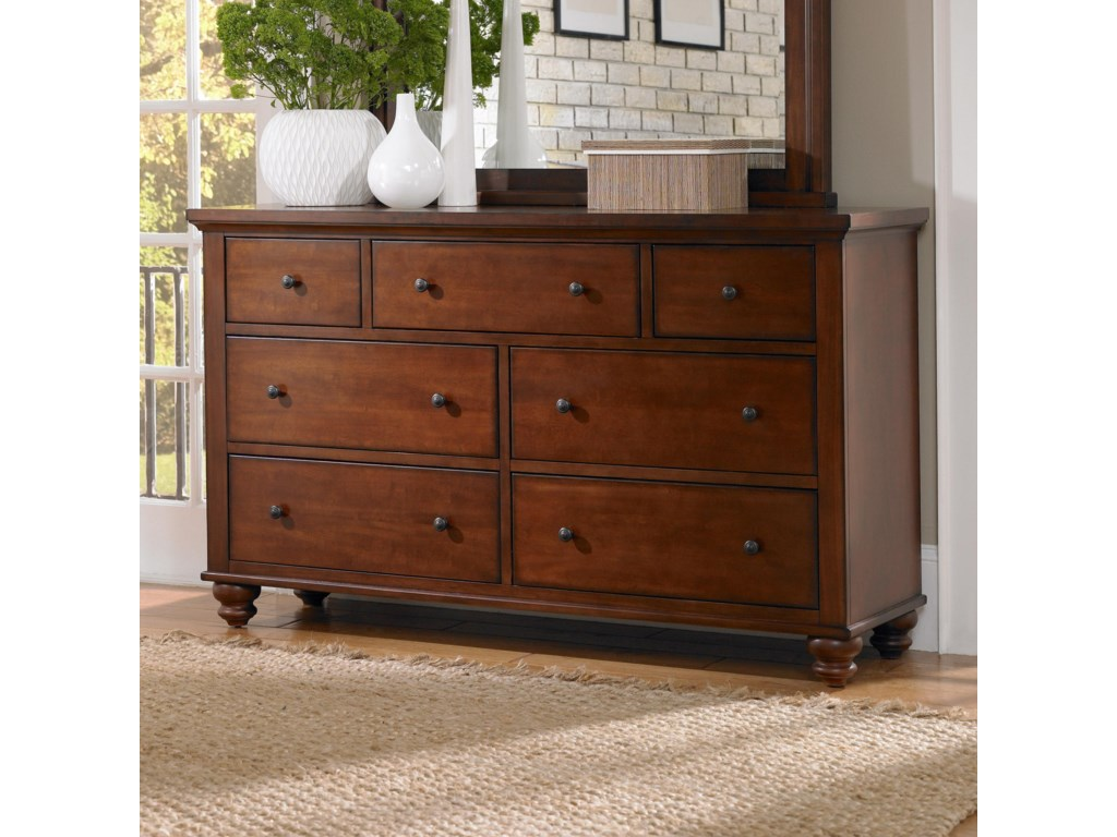 Aspenhome CambridgeDouble Dresser