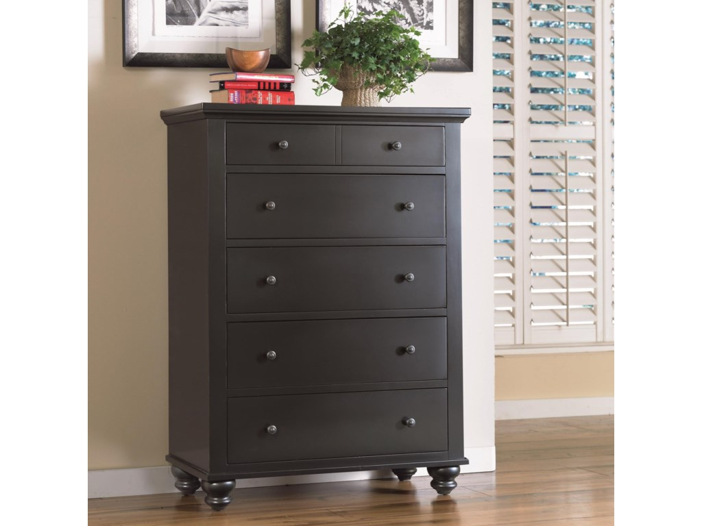 Aspenhome Cambridge5 Drawer Chest