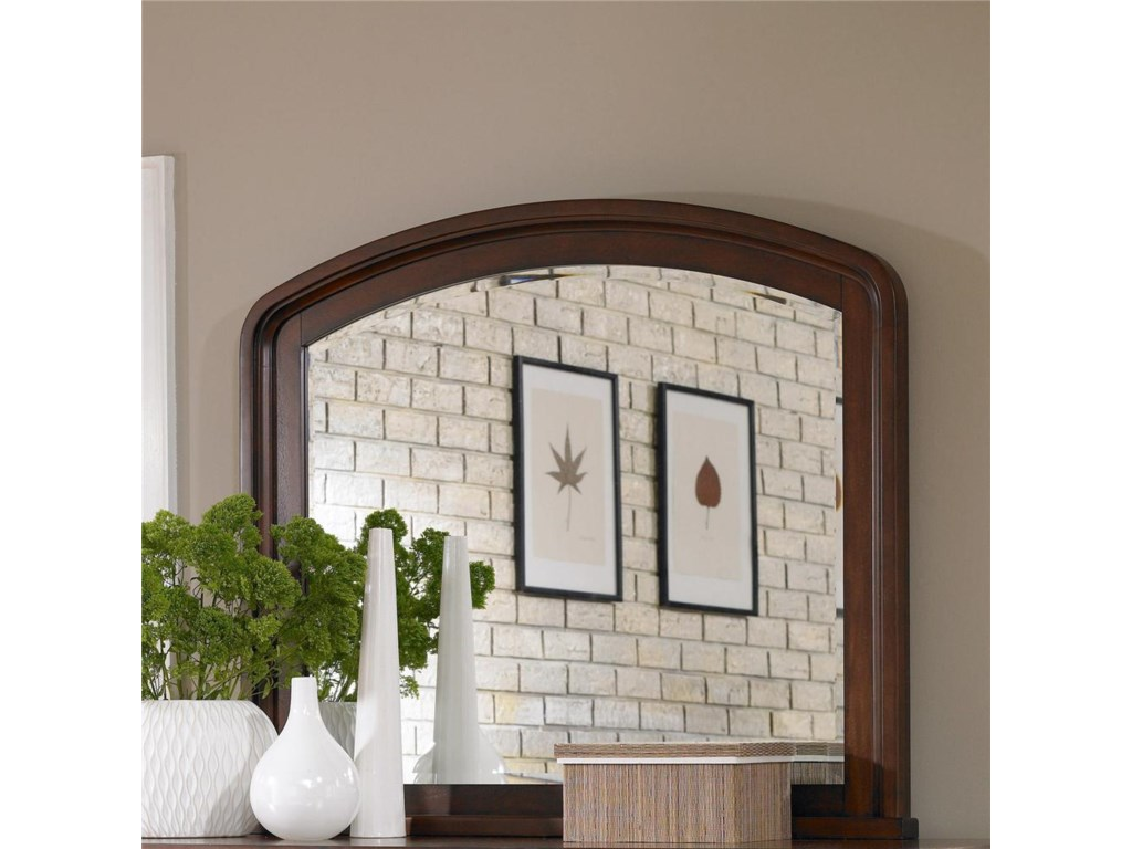 Aspenhome CambridgeDouble Dresser Mirror