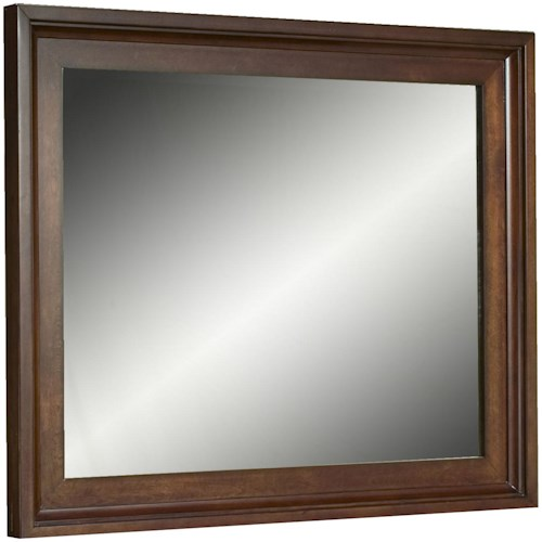 Aspenhome Cambridge Chesser Mirror