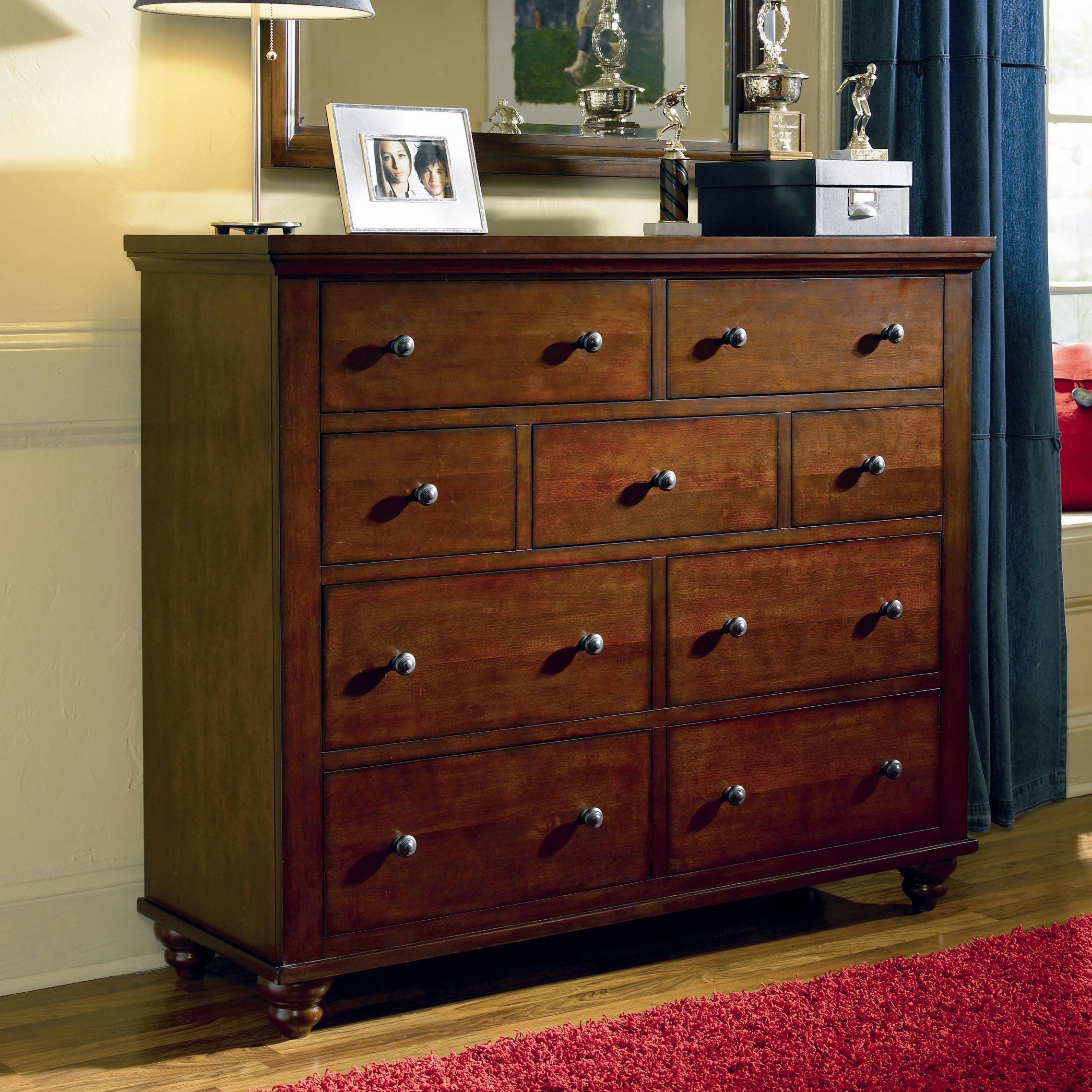 Aspenhome Cambridge Chesser With 9 Drawers   Hudsonu0027s Furniture   Dresser