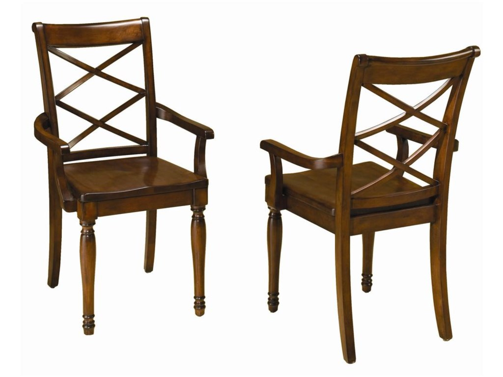 Aspenhome Cambridge7 Piece Table & Chair Set