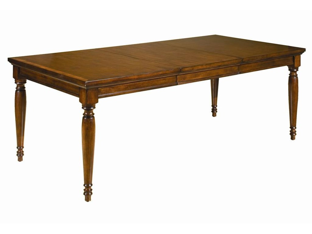 Aspenhome CambridgeDining Leg Table
