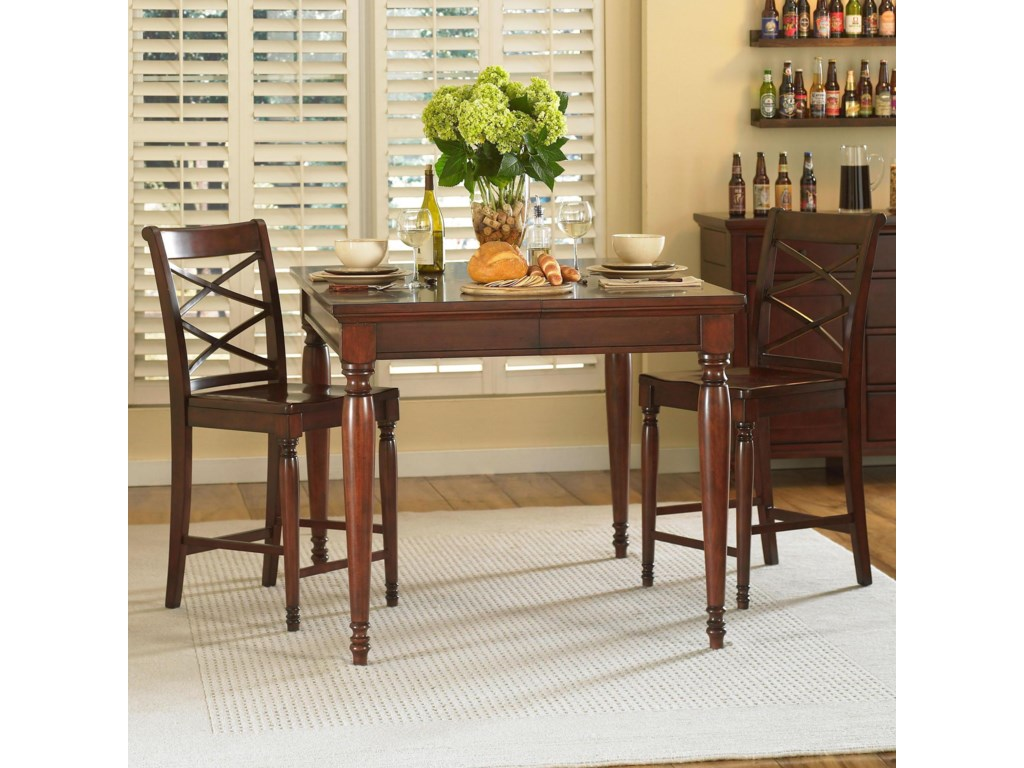 Aspenhome Cambridge3 Pc. Pub Table Set