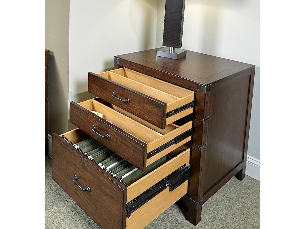 Aspenhome CanfieldSingle File Cabinet
