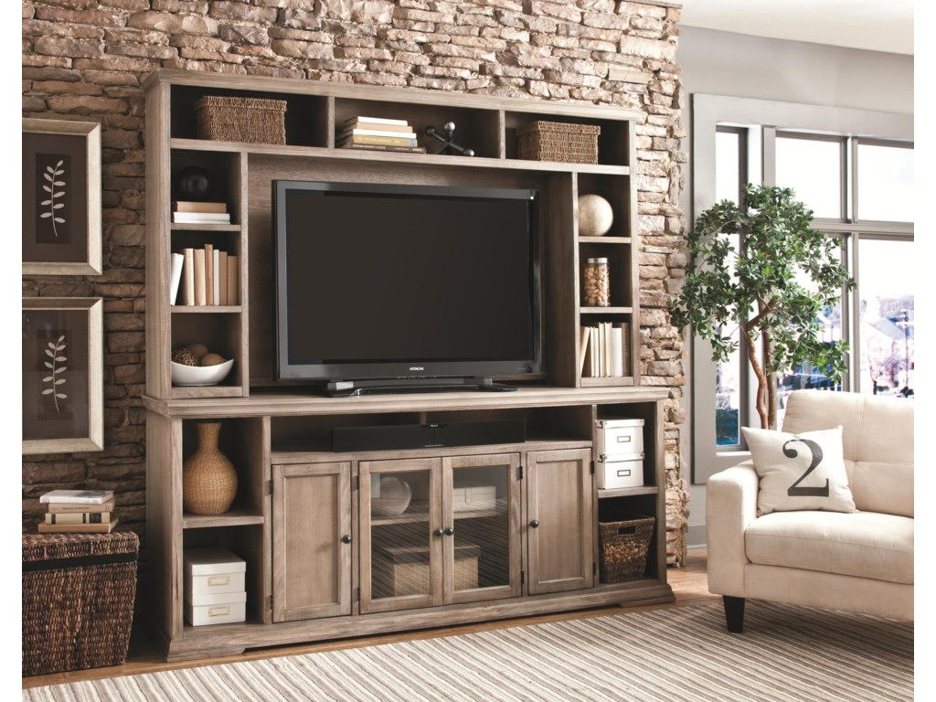 Aspenhome Canyon Creek84-Inch TV Console