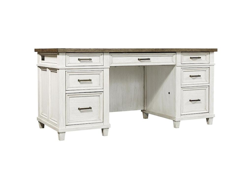 Aspenhome CarawayExecutive Desk