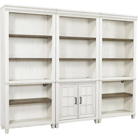 Bookcase Combination