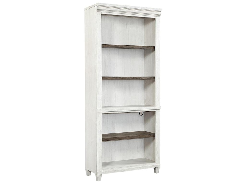 Aspenhome CarawayOpen Bookcase