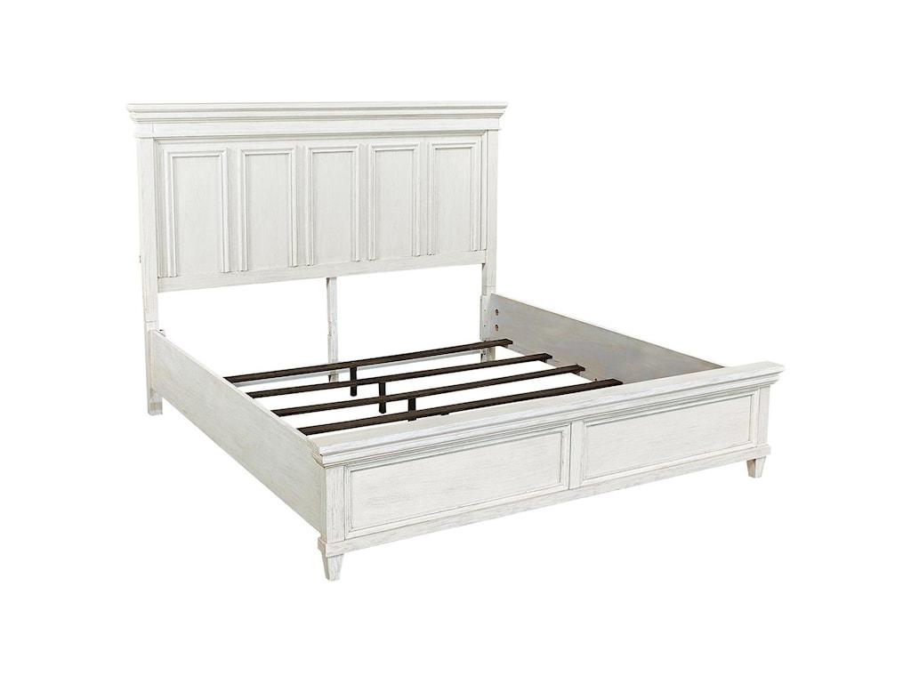 Aspenhome CarawayQueen Panel Bed