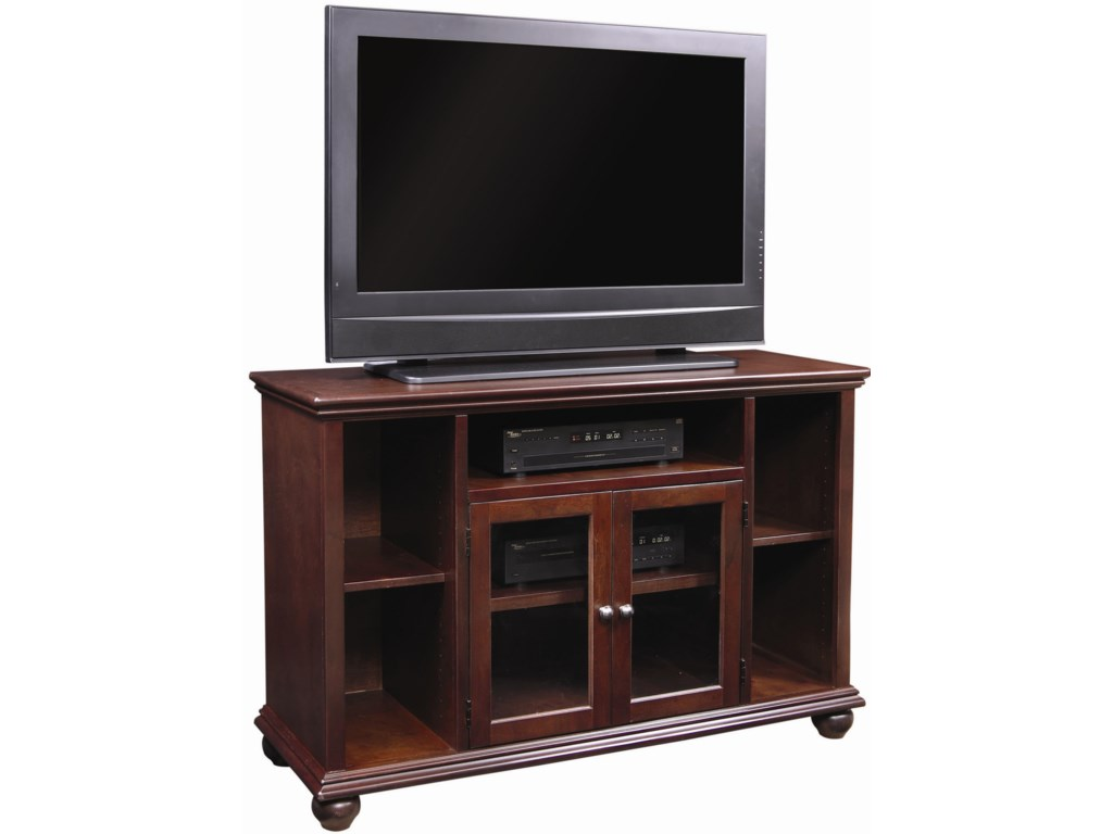 Aspenhome Casual Traditional51-Inch Highboy Console