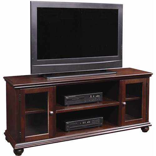 Aspenhome Casual Traditional 61-Inch Television Console