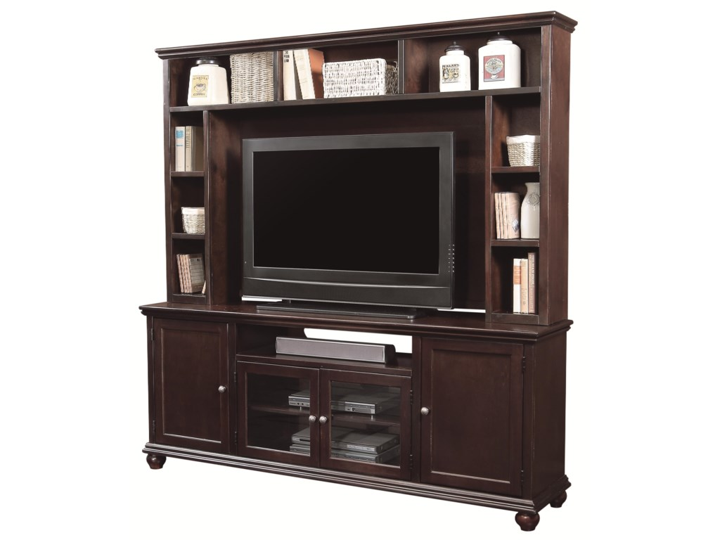 Aspenhome Casual TraditionalWall Unit