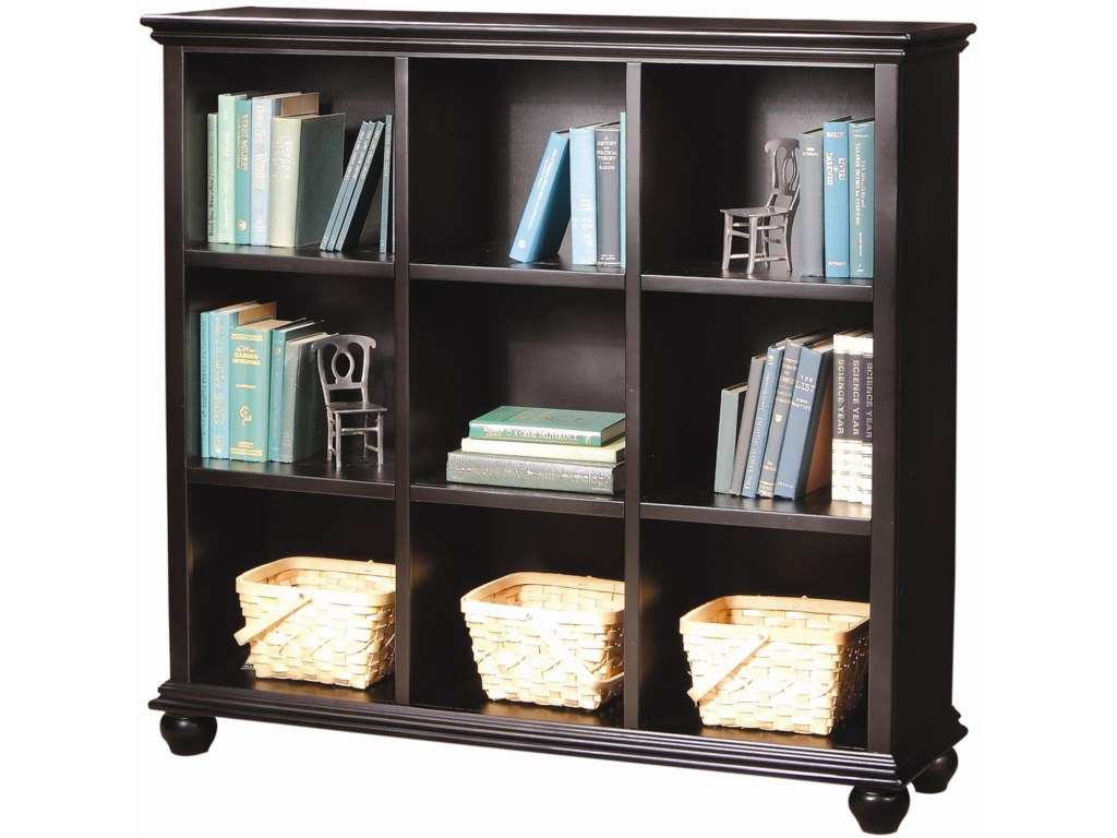 Aspenhome Casual Traditional48-Inch Bookcase