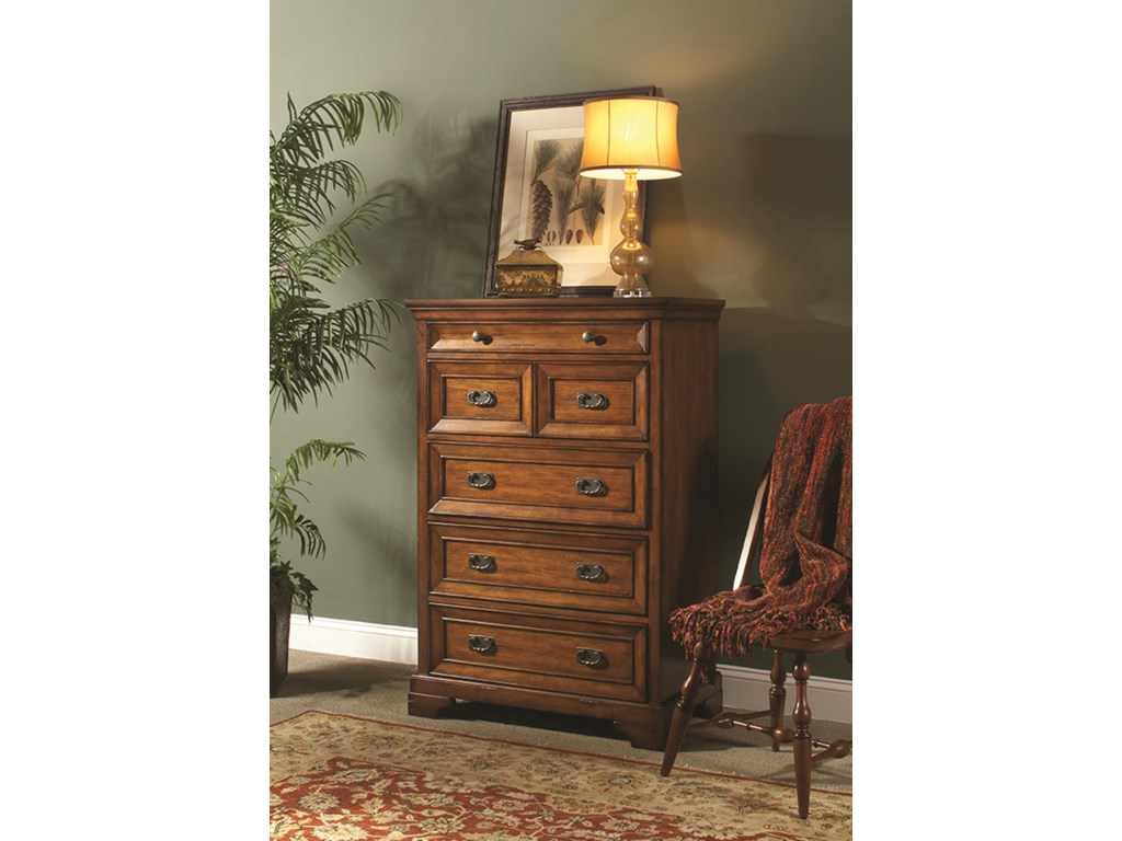 Aspenhome CentennialGentleman's Chest