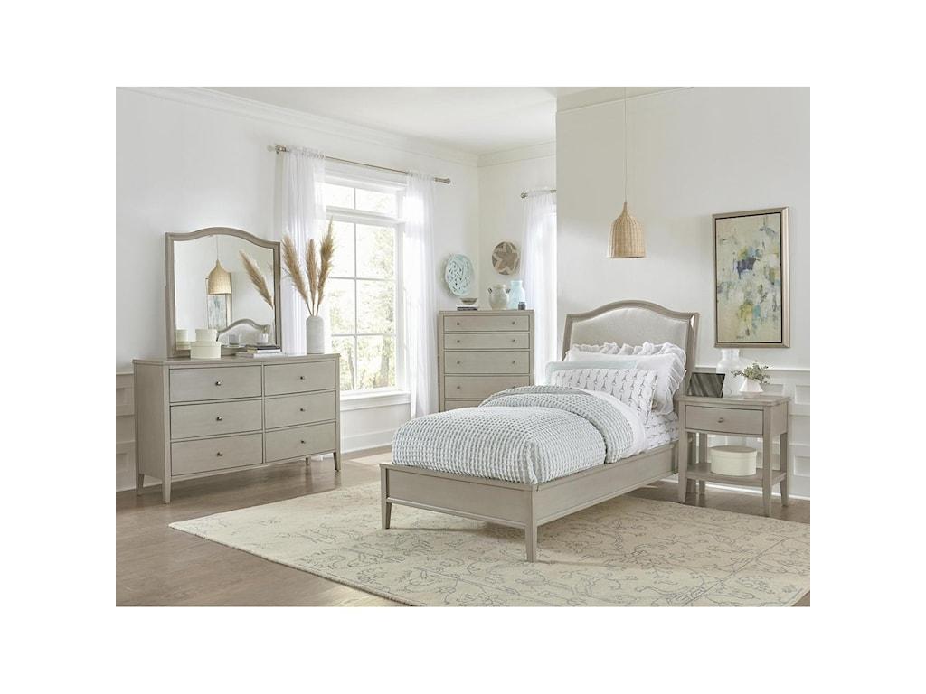 Aspenhome Charlotte 6 drawer Dresser