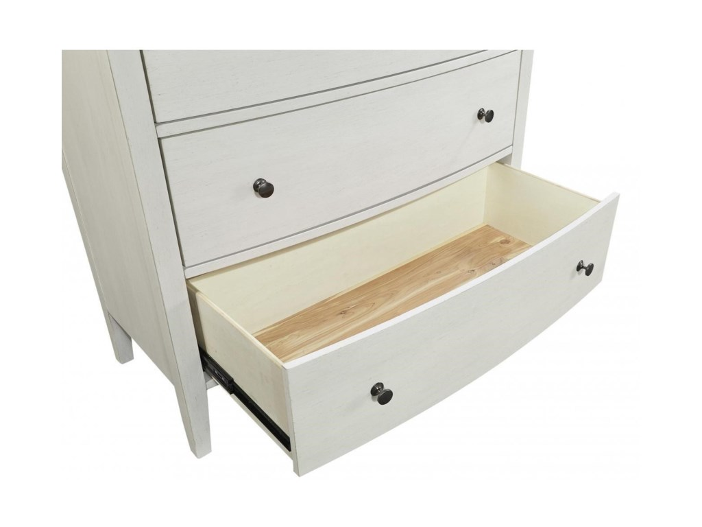 Aspenhome Charlotte 5 Drawer Chest