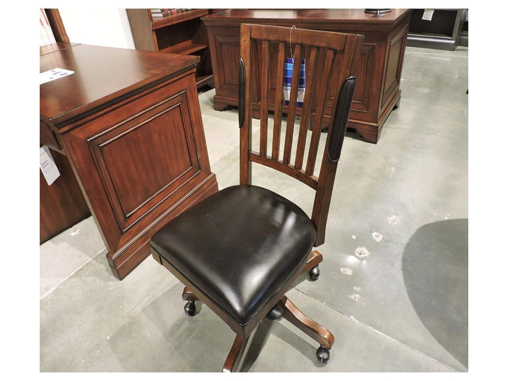 Aspenhome    Oxford Office Chair
