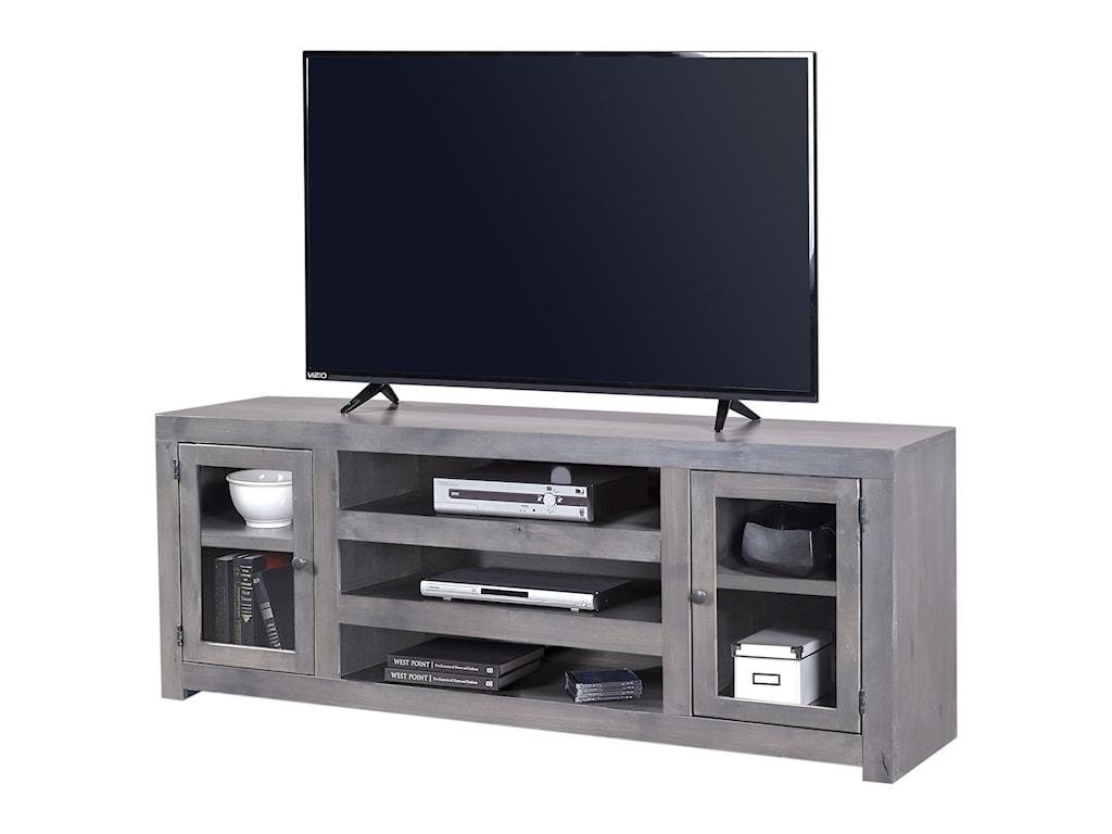 Aspenhome Contemporary AlderTV Console