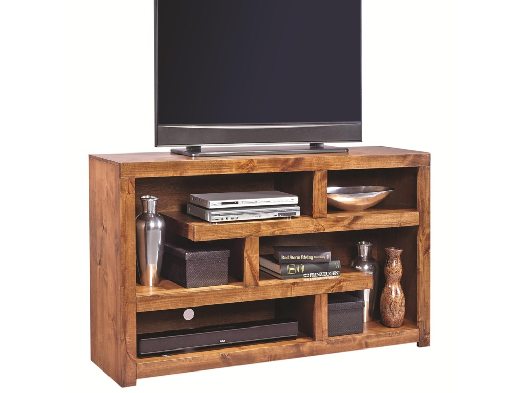 Aspenhome Contemporary AlderTV Console